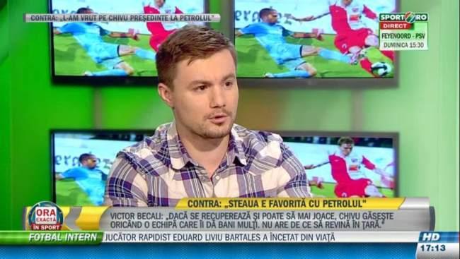 cristian scutariu tv