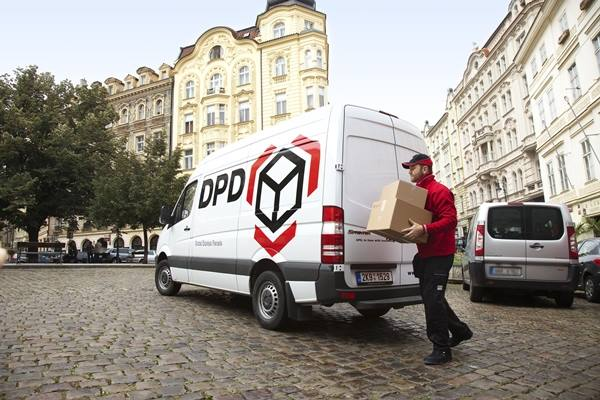 Forza DPD Curier!
