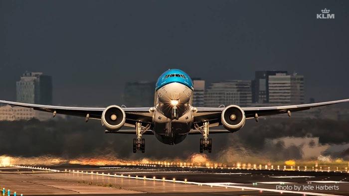 foto: Facebook KLM România