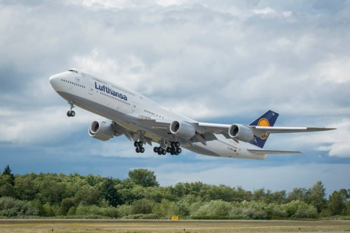 foto: facebook Lufthansa