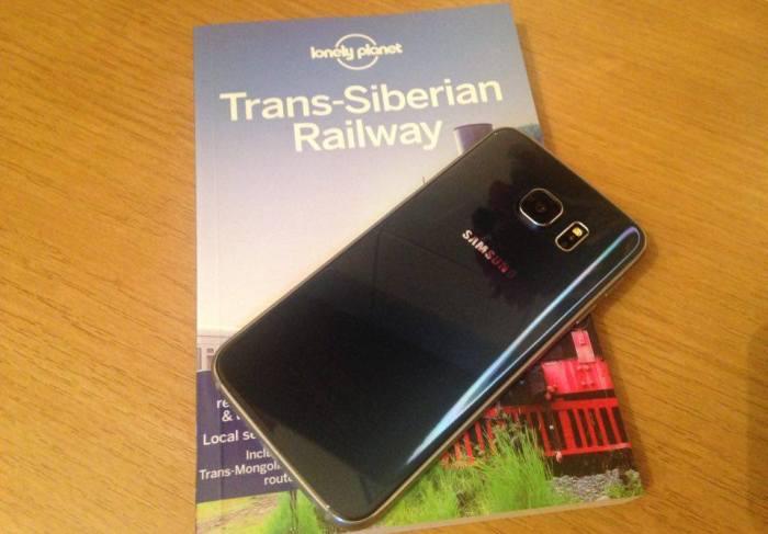 trans-siberian vlogging