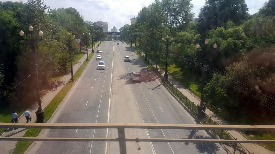 Urban Khabarovsk