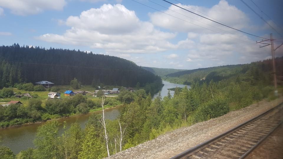 Prin Muntii Ural