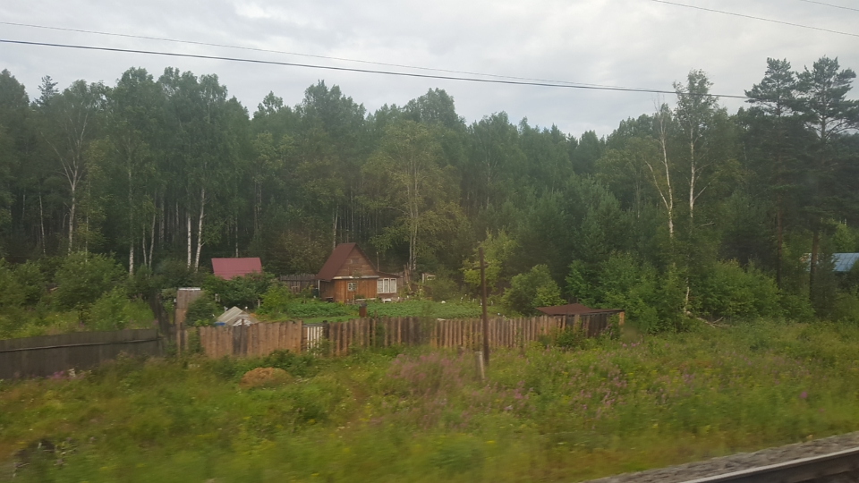 Am intrat in Siberia