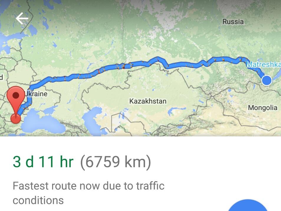 Din Berceni, de la mine de acasă, până aici e doar un drum mai lung cu masina