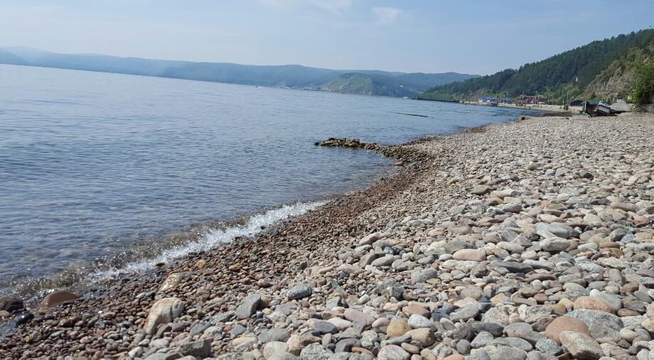Altfel arată lucrurile cu Baikalul când nu mai plouă