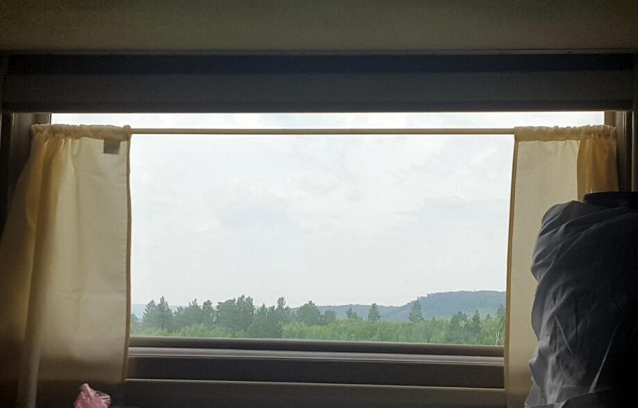Momentul in care m-am trezit din somn si imaginea pe care am vazut-o pe geamul soferului de TIR