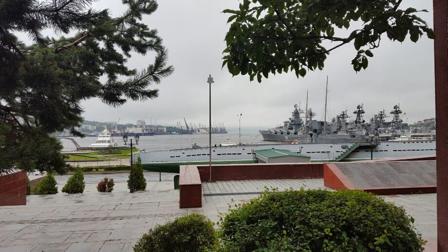 Partea military a portului
