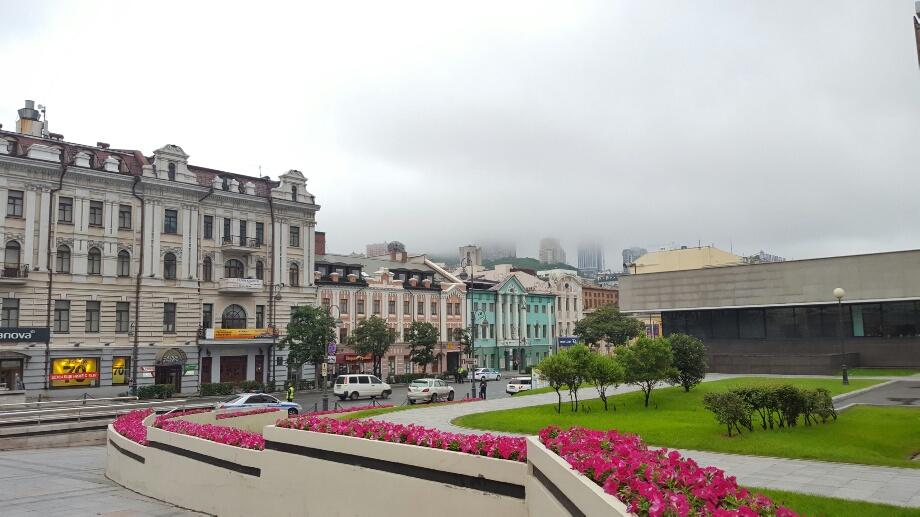 Nice Vladivostok
