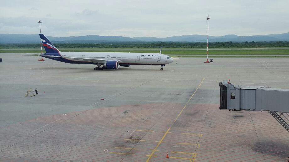 Superb! Boeing 777-300 ER cumpărat de nou acum 2 ani si jumătate