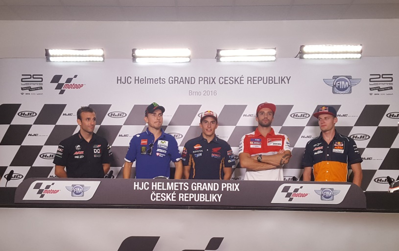 Prima linie la MotoGP și oamenii de pole de la Moto 2 și Moto 3