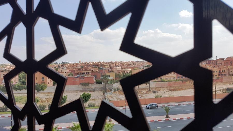 Marrakesh la periferie