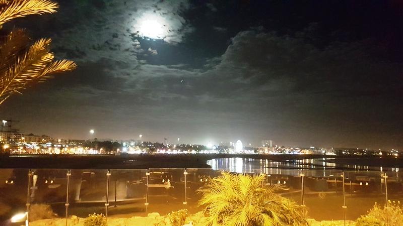 Portul nocturn