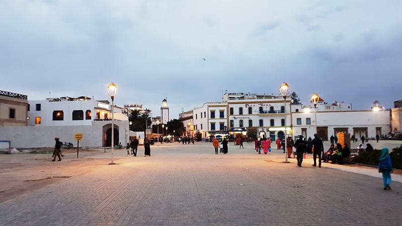 Intrarea în medina Essaouira