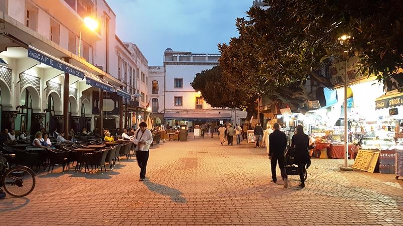 Liniște și pace, deloc specific Marocului