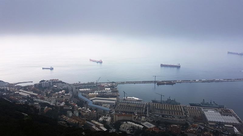 Gibraltar de sus