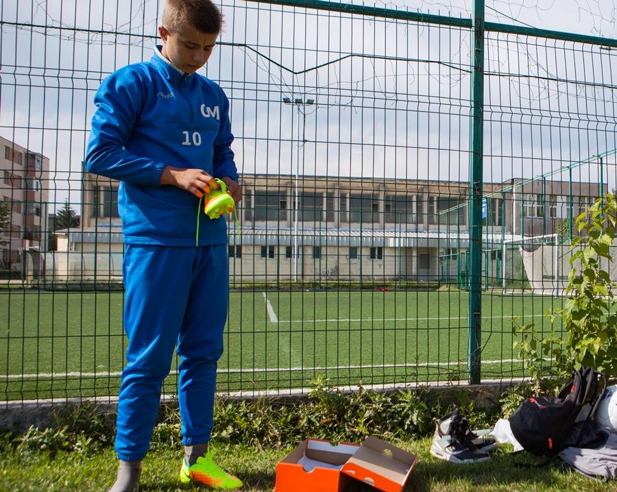 Mihai Gheorghe, FC Pitești 2008 / foto: Marius Dascălu