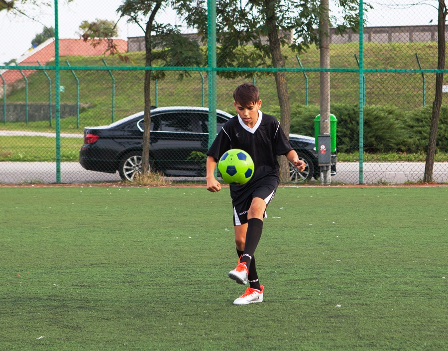 Andrei Mănoiu, FC Nicolae Dobrin / foto: Marius Dascălu