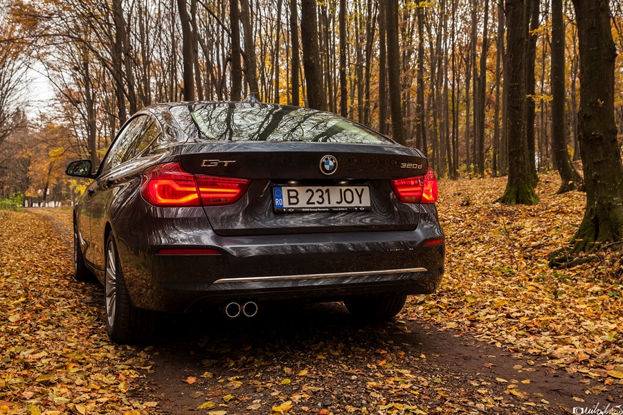 BMW Seria 3 GT / Foto: Mihai Birău